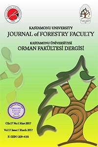 Kastamonu Üniversitesi Orman Fakültesi Dergisi