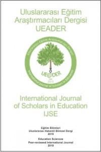 International Journal of Scholars in Education