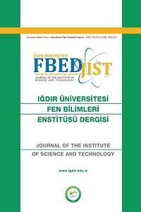 Iğdır Üniversitesi Fen Bilimleri Enstitüsü Dergisi