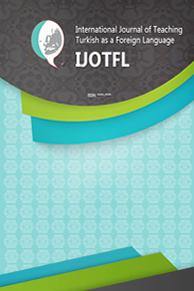 International Journal of Turkish Teaching as a Foreign Language